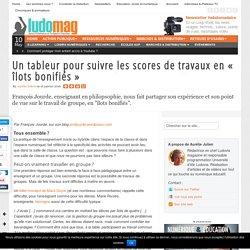 Un tableur pour suivre les scores de travaux en « îlots bonifiés »