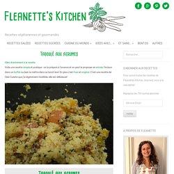 Taboulé aux agrumes - Fleanette's Kitchen