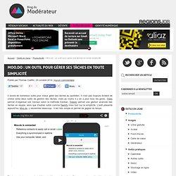 Moo.do : un outil pour gérer ses tâches en toute simplicité