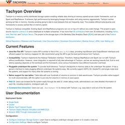 Tachyon Overview - Tachyon 0.7.1 Documentation