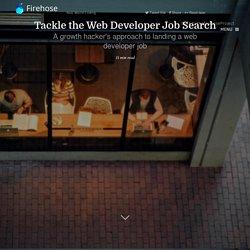 Tackle the Web Developer Job Search