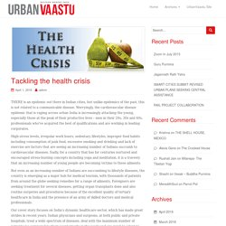 Tackling the health crisis