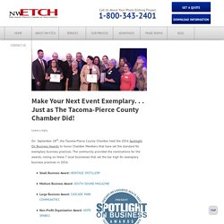 Tacoma-Pierce-County-Spotlight-On-Business-Awards