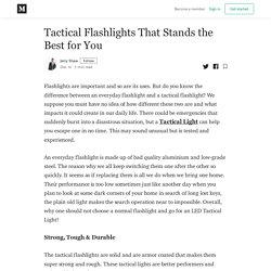 Tactical Light