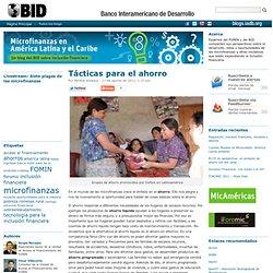 Microfinanzas en América Latina