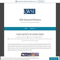 WSI Internet Partners Waco, TX