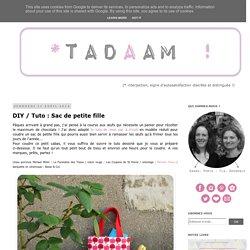 *Tadaam !: DIY / Tuto : Sac de petite fille