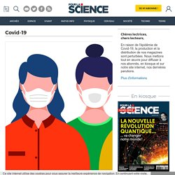 Pour la science : Covid-19