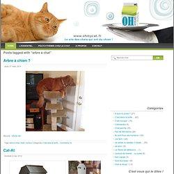 Tag » arbre à chat « @ www.ohmycat.fr