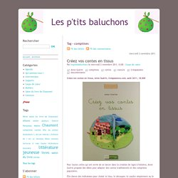 Tag - comptines - Les p'tits baluchons