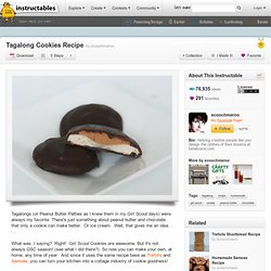 Tagalong Cookies Recipe