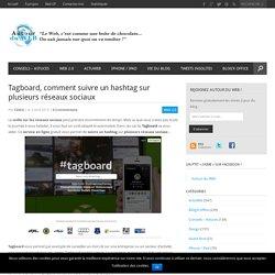 Tagboard, comment suivre un hashtag sur plusieurs réseaux sociaux