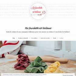 Tagliatelles fraîches colorées – Ma fourchette est italienne