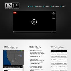 TNTV Tahoe Network TV