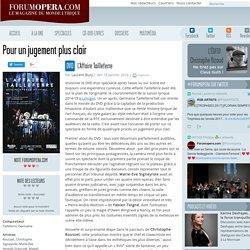 L'Affaire Tailleferre - Tailleferre, Germaine - Canopé / Bel Air media - Critique DVD