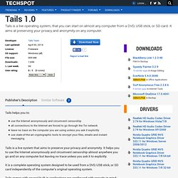Tails 1.0 Download
