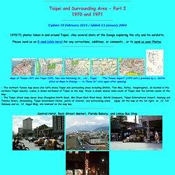 Taipei and Surrounding Area - Part I