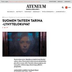 Suomen taiteen tarina -lyhytelokuvat