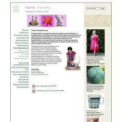 Taito Helsky ry - Taito-käsityökoulu