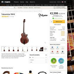 Takamine TB10 - Thomann UK