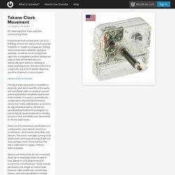 Takane Clock Movement, Los Angeles, CA 90066 - Gravatar Profile