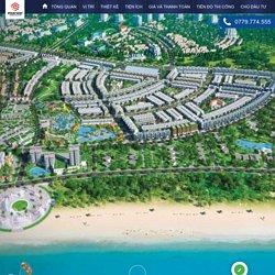 Dự án căn hộ Takashi Ocean Suite Quy Nhơn Bình Định