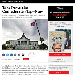 Take Down the Confederate Flag