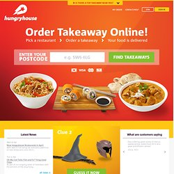 Takeaway Pizza, Chinese or Indian Food - Eat It Now with Online takeaway order