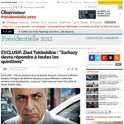 """Ziad Takieddine : """"Sarkozy devra répondre à toutes les questions"""""""