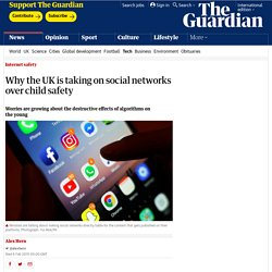 Why the UK is taking on social networks over child safety