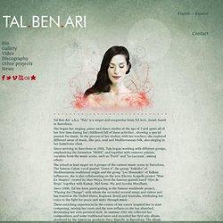 Tal Ben Ari - Bio