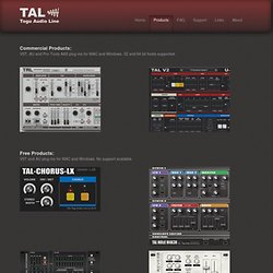 TAL - Togu Audio Line