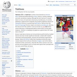 Talchum