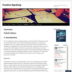 Creative Speaking