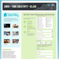 Scholarships - Talent Showcase - StumbleUpon