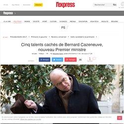 Cinq talents cachés de Bernard Cazeneuve, nouveau Premier ministre