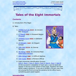 Tales of the Eight Immortals (click 2x)