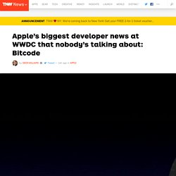 Nobody's talking about Apple's biggest developer news: Bitcode
