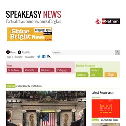 Talking About the U.S. Midterms – Speakeasy News