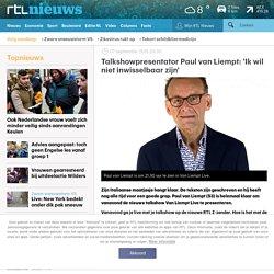 Talkshowpresentator Paul van Liempt: 'Ik wil niet inwisselbaar zijn'