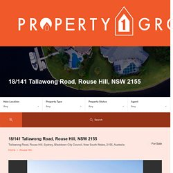 141 Tallawong Road, Rouse Hill