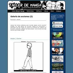 Taller de Manga - Márgenes de una página Manga