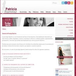 Web de Patricia Ramírez Loeffler