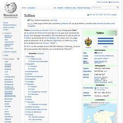 Tallinn (Reval)