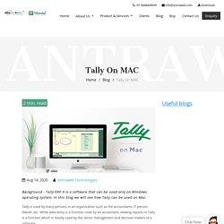 Tally On MAC