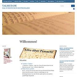 Das Judentum in Deutschland