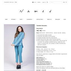 Talvikki Sweater - Named