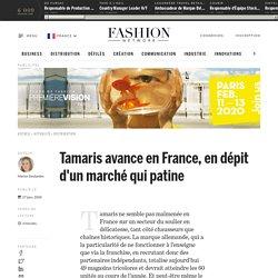 Tamaris avance en France, en dépit d'un marché qui patine - Actualité : distribution (#1177846)