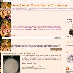 Tensio-Actif Maison : Cocoate de Sodium / SCS