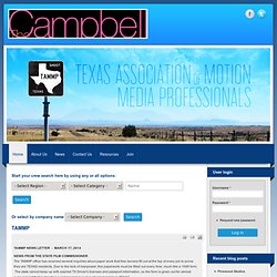 Texas Association of Film & Tape Professionals